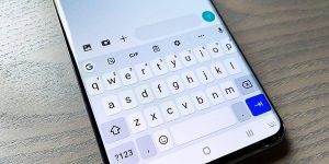 Desactivar vibración teclado Samsung