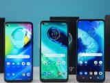 Mostrar porcentaje de la bateria en telefonos Motorola
