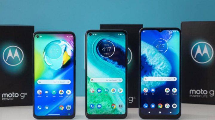 ¿Cómo mostrar el porcentaje de la batería en móviles Motorola?